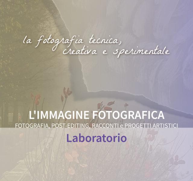 L'IMMAGINE FOTOGRAFICA